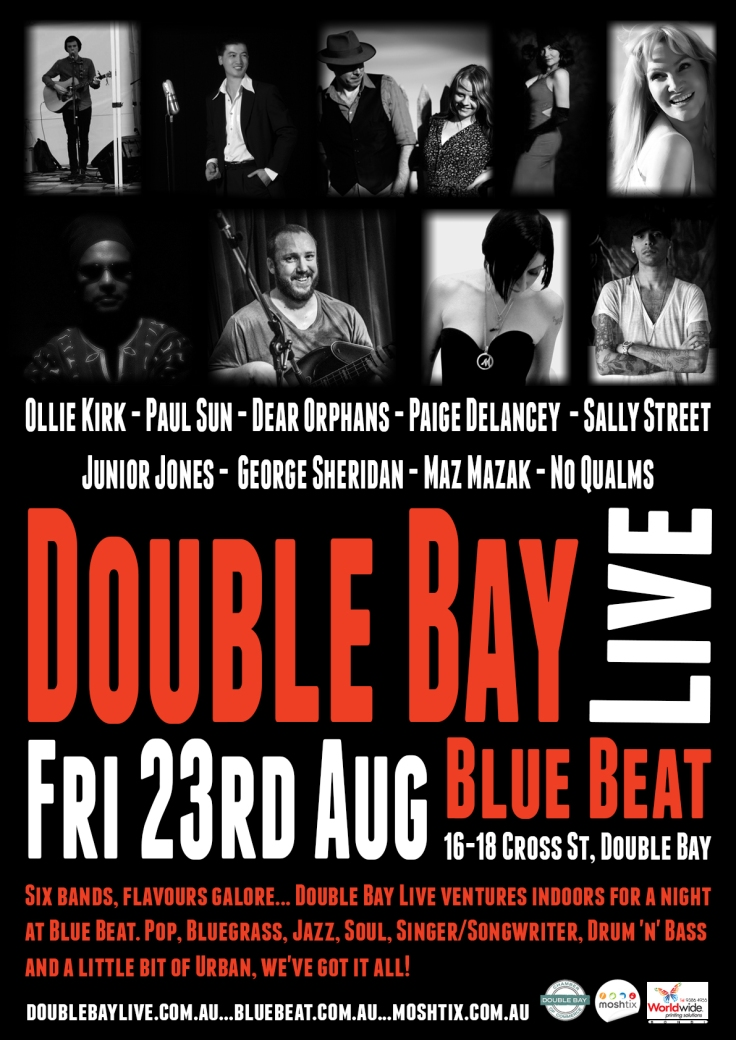 DBL Blue Beat 23rd Aug