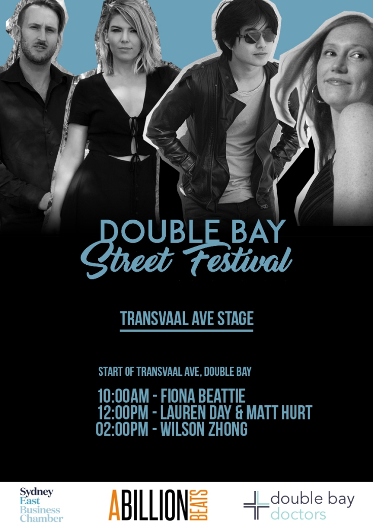 DBSF 2018 Transval Ave Stage Poster