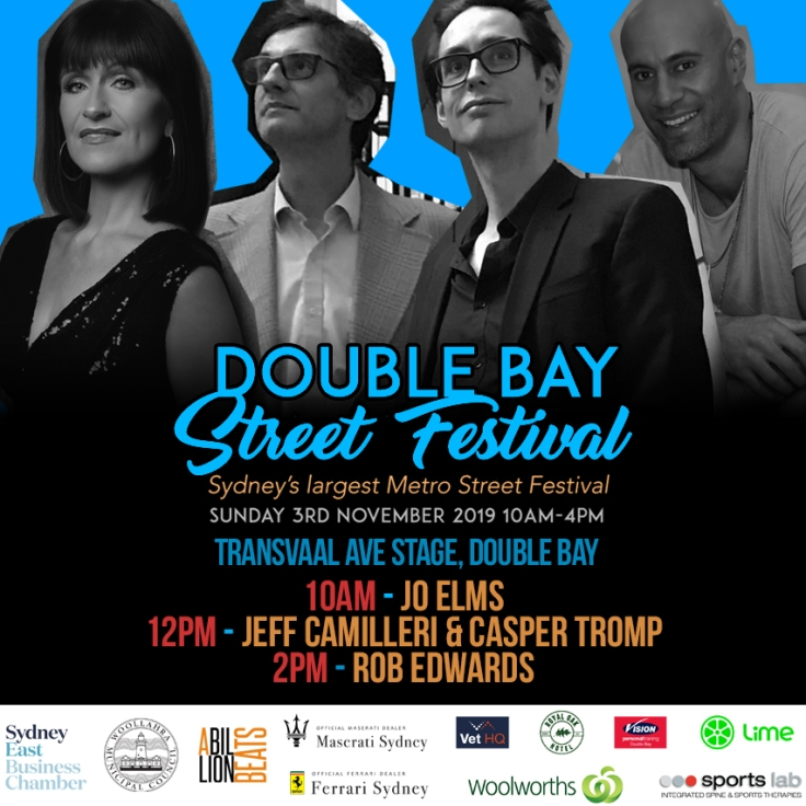Transvaal Ave Stage DBSF 2019